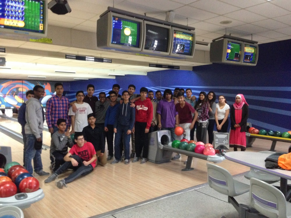 YLP Bowling games